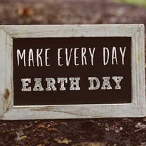 One way to celebrate Earth Day is to forget it