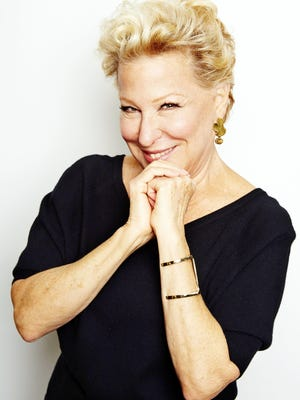 "FILE - In this Oct. 7, 2014, file photo, Bette Midler poses for a portrait in New York. Midler will star in a revival of ""Hello, Dolly!"" Producer Scott Rudin said Tuesday, Jan. 19, 2016, that Midler will take on the role of Dolly Gallagher Levi in a revival the classic musical due to start next year. (Photo by Dan Hallman/Invision/AP, File)"