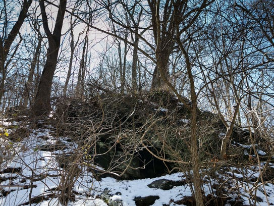 Beaver Valley Cave, Delaware's only cave, sits just