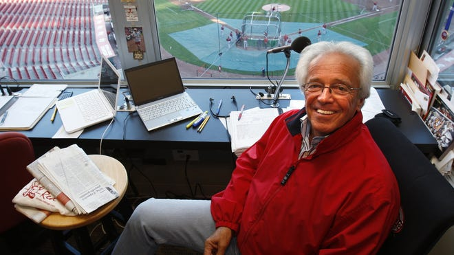 Marty Brennaman will be the special guest on Beyond The Bases today at 5:30 p.m.