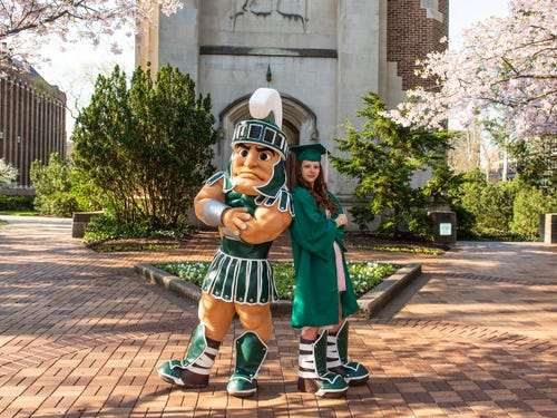 2018 : Sparty Shares HER Tale