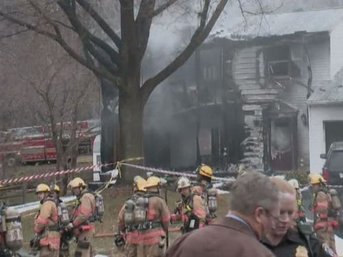 NC Man Among 6 Killed After Plane Crashes Into House In