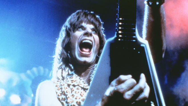 """A scene from the 1984 film """"This is Spinal Tap."""""""