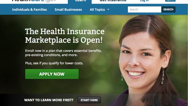 A problem with Verizon knocked out the HealthCare.gov website.