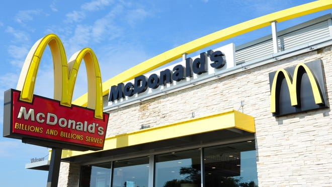 BBC Watchdog found traces of a poo bacteria in McDonald's and other fast food chains' ice.