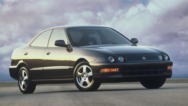 The 1994 Integra still has its fans.