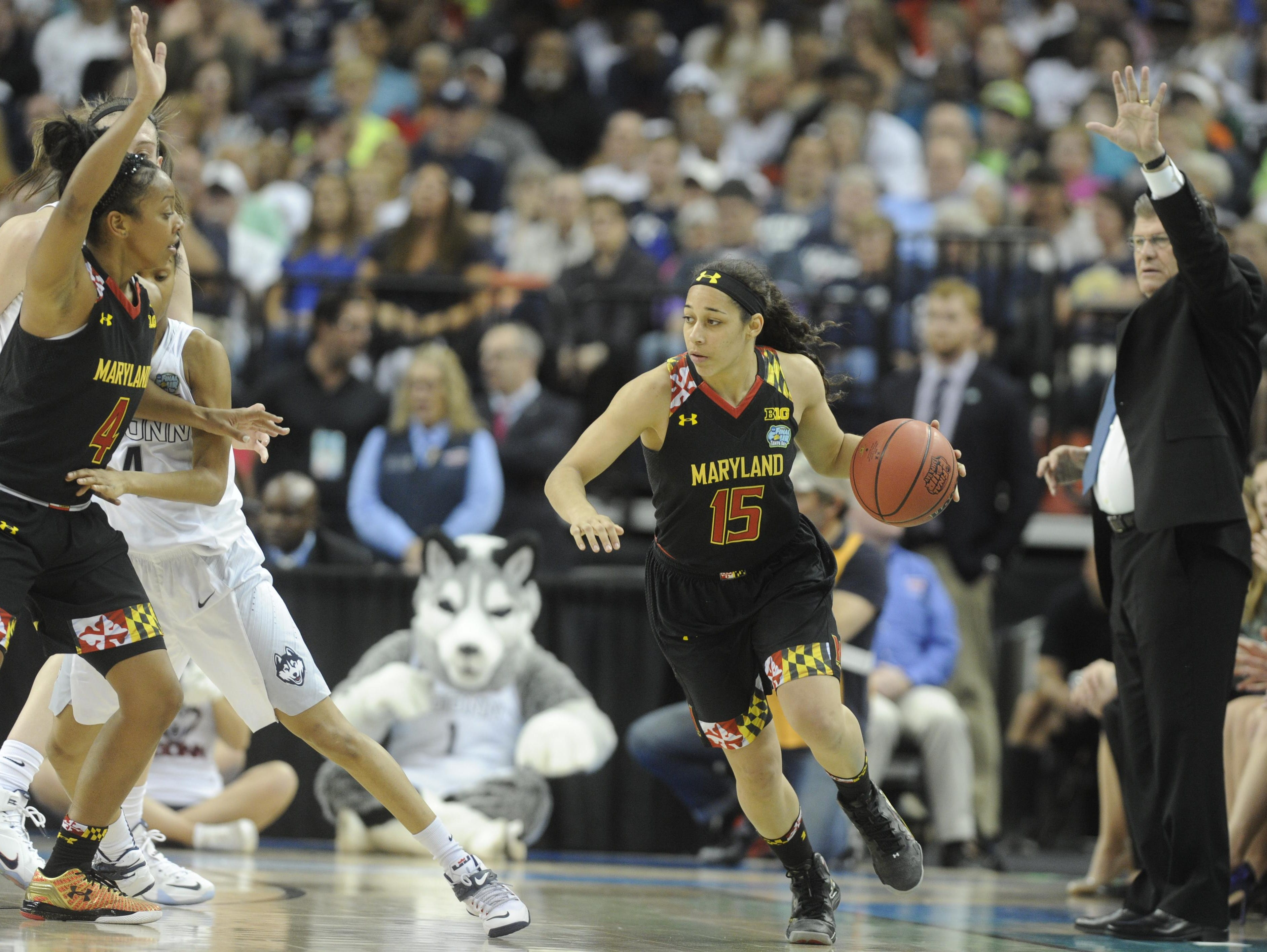 Sycamore 2012 grad Chloe Pavlech has been to a pair of national semifinals at the University of Maryland.