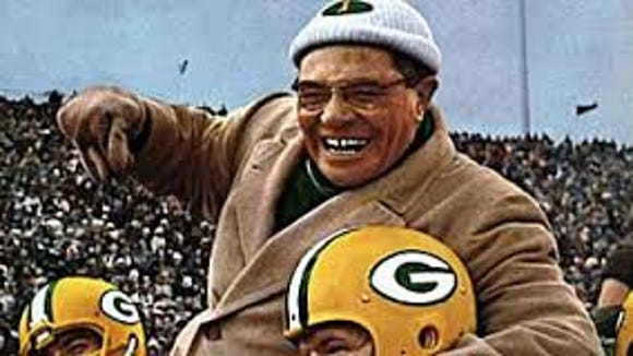 Vince Lombardi, who did not create the recipe for Beef Lombardi.