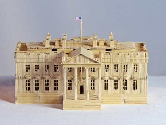 Building by bits: Weaving wonderful worlds from toothpicks