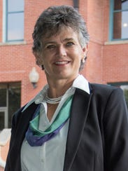 Gail Snyder is running for the Ward II Loveland City Council seat in the 2017 election.