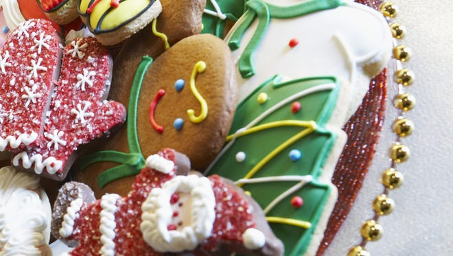 Submit your cookie recipes for the News-Press Cookie Contest now through Nov.30 by emailing your recipe to taste@news-press.com