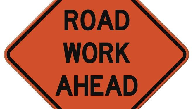 Water line work on Water Street in Elmira next week could mean delays.