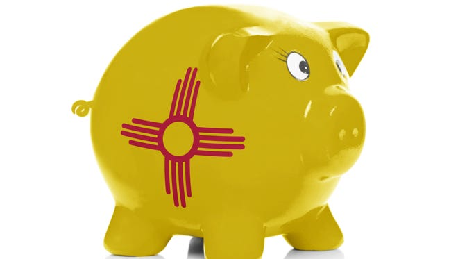 New Mexico's economic recovery is slow.