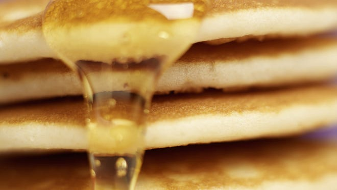 IHOP restaurants nationwide raised a total of $3.9 million for children's charities during National Pancake Day.