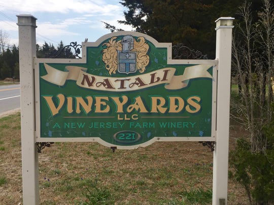 Natali Vineyards is located in Cape May Courthouse. The winery is one of the only ones in New Jersey bottling albariño wine.