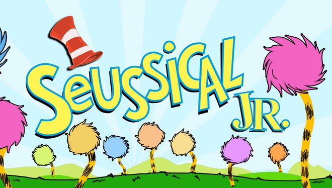 """Participants in the Levoy Theatre's Summer Theater Camp will present """"Seussical Jr."""""""