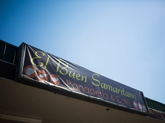 El Buen Samaritano is on East North Avenue in Anderson, near Whitehall Road.