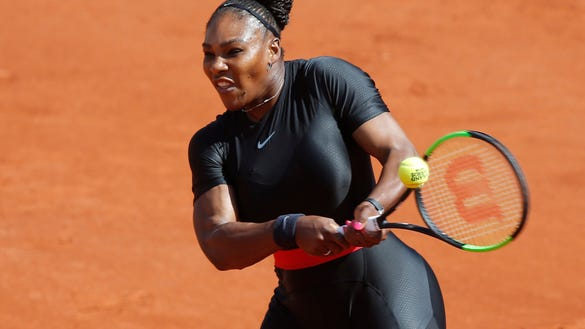 Serena Williams' fashion history, from catsuits to game-changing ballgowns