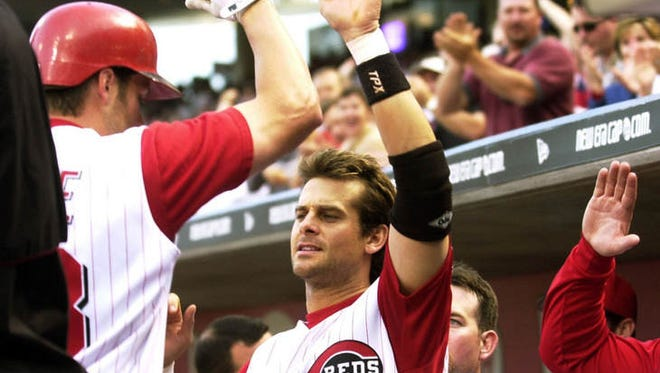 2012: Aaron Boone, ESPN broadcaster, former Reds third baseman