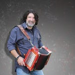 Grammy winner and 'zydecajun' legend Wayne Toups performs Friday at Downtown Alive!