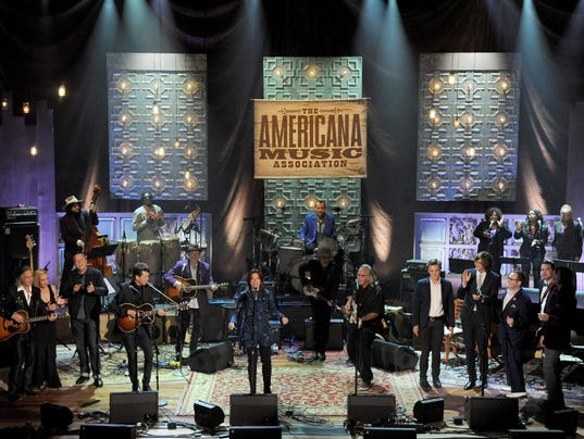 Americana Music Festival & Conference Award Show - Show, Audience & Backstage