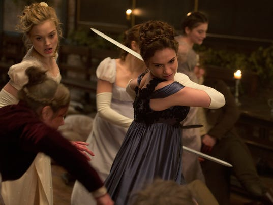 XXX PRIDE AND PREJUDICE AND ZOMBIES