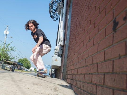 Pensacola skateboarding