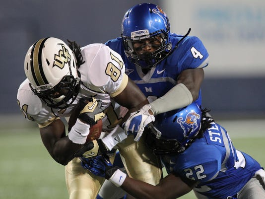 'Mr. Irrelevant' Lonnie Ballentine could prove title wrong