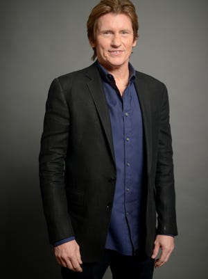 """Actor Denis Leary, who tackled the world of NY firefighters on FX's 'Rescue Me', says """"some of the best stuff comes out of the truth."""""""