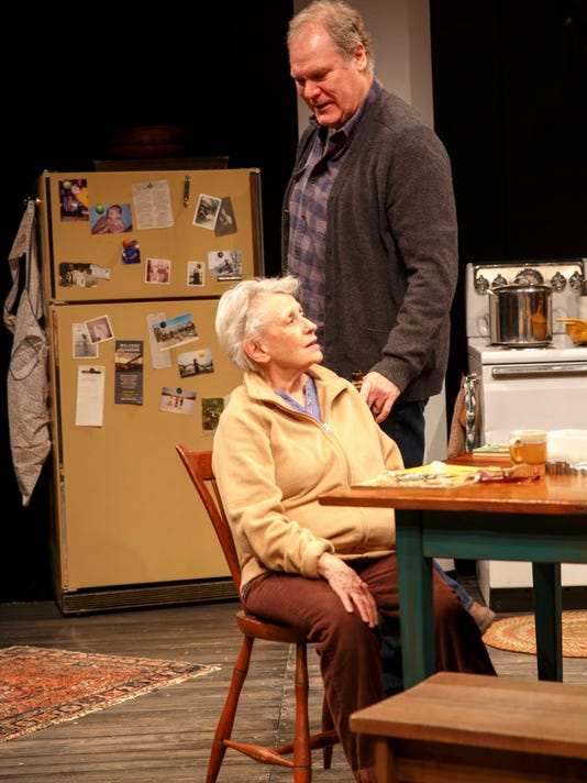 THE GABRIELS: Election Year in the Life of One Family Play Three: WOMEN OF A CERTAIN AGE Written and Directed by Richard Nelson  Featuring Meg Gibson, Lynn Hawley, Roberta Maxwell, Maryann Plunkett, Jay O. Sanders, Amy Warren  Scenic Designers Susan Hilferty and Jason Ardizzone-West Costume Designer Susan Hilferty Lighting Designer Jennifer Tipton Sound Designers Scott Lehrer and Will Pickens Production Stage Manager Theresa Flanagan