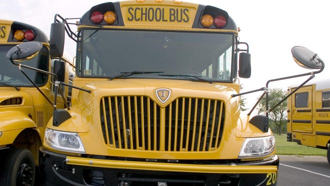 A school bus from Augusta County.