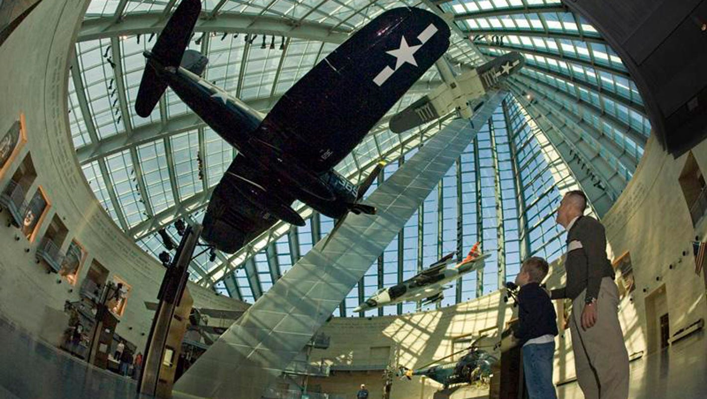 Best Military Museums That Bring Battles To Life - How many museums in usa