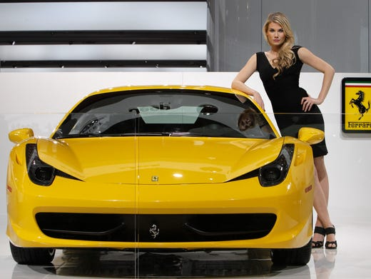 'People assume you're either rich or a jerk': What it's like to own a Ferrari