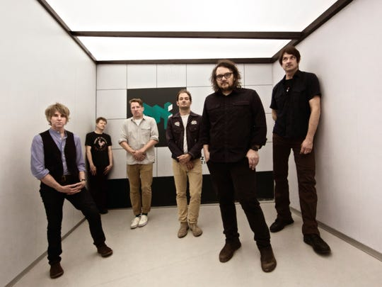Wilco will perform Friday, March 24, at the Big Ears Festival and members of the group will perform in other shows throughout the weekend.
