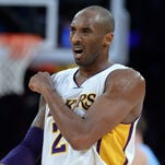 Kobe Bryant and the Lakers have lost seven in a row to the Nuggets.
