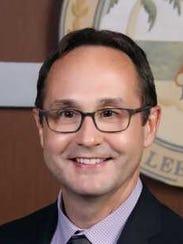 Lee school district Chief Information Officer Trey