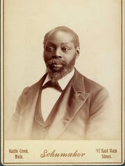 Perry Sanford escaped slavery from Kentucky and found