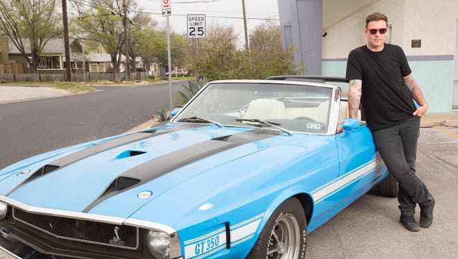 """Host Chuck Hughes tours the culinary attractions on popular American roadways on """"Chuck's Eat the Street."""""""