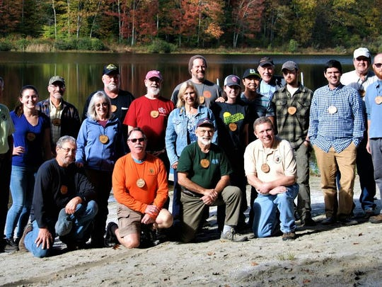 The 2017 Class of NJ Woodland Stewards Program wrapped