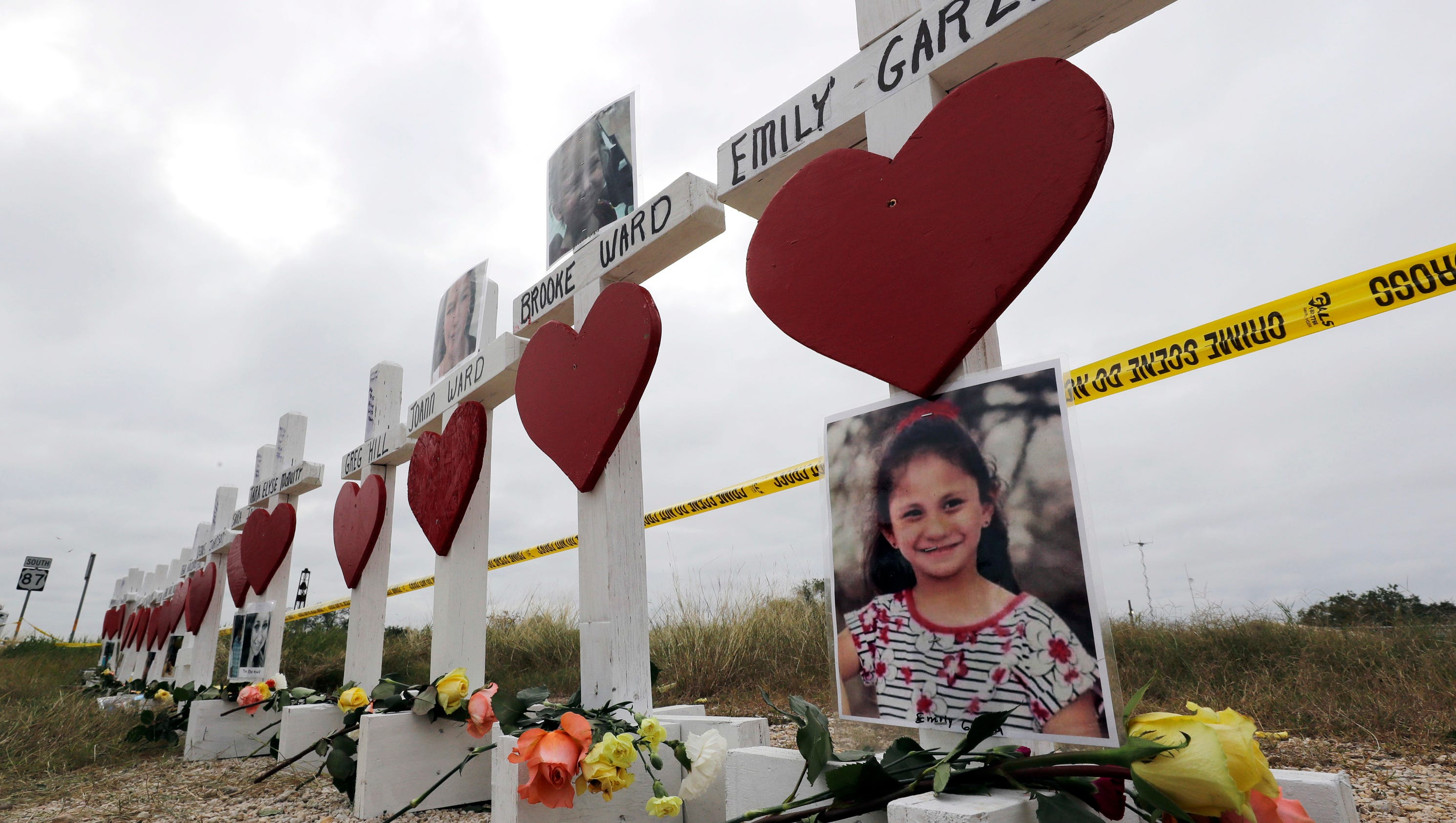 Texas shooting: Church forms bedrock of Sutherland Springs community