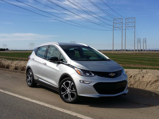 The Chevy Bolt is not your average green machine. With