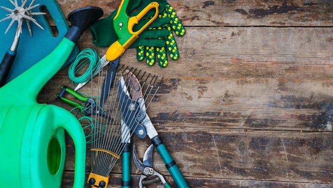 Time to dust off those garden tools and prep your garden beds.
