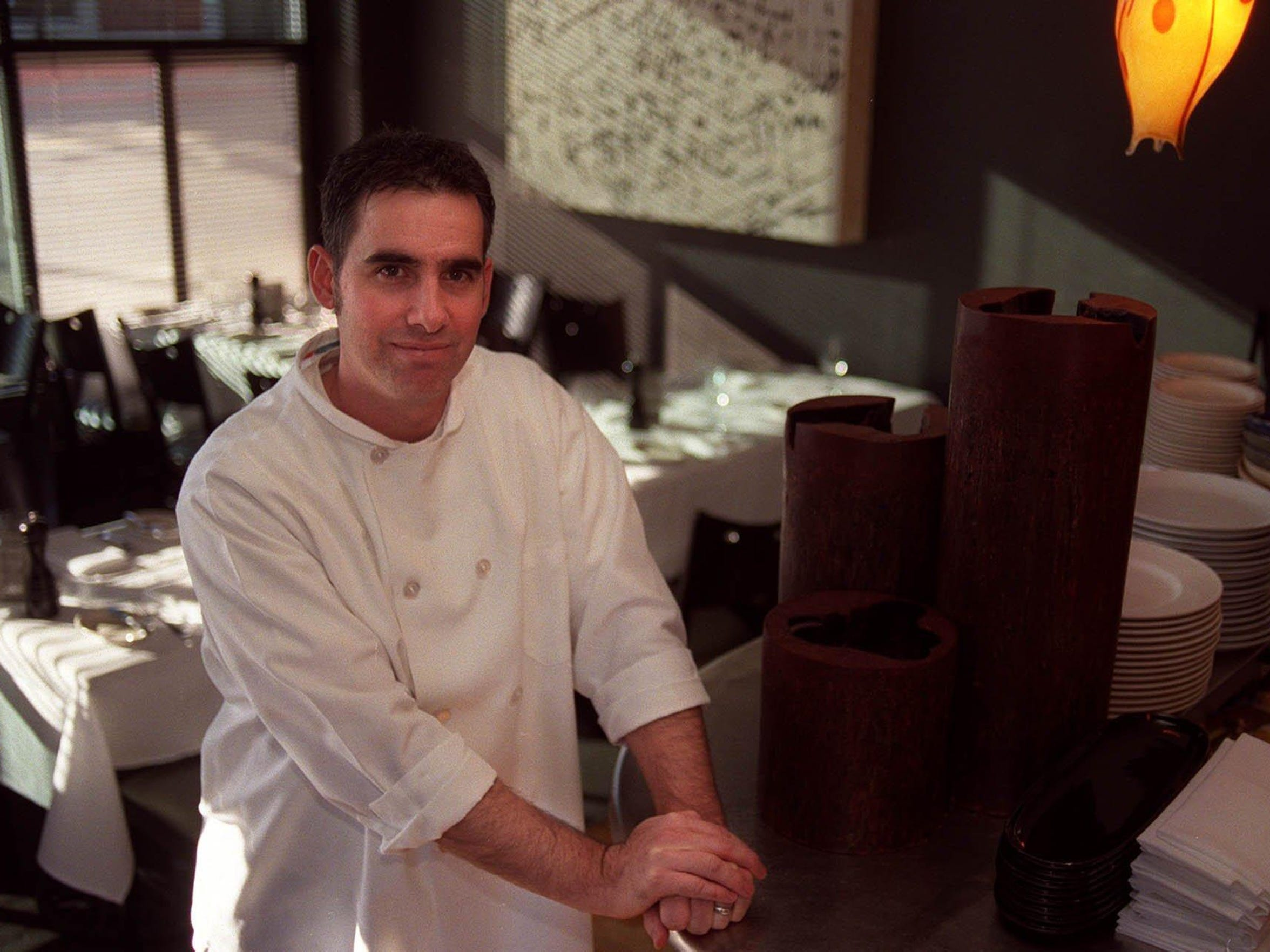 Troy Cannan, chef and co-owner of LuLou's Restaurant, said LuLou's would not have been possible without Don Carano. Cannan worked for Carano's Eldorado casino once in the 1990s and once in the 2000s.