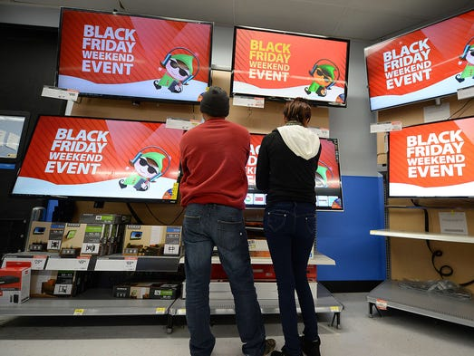 Black Friday Is Big But Online Shopping Is Even Bigger