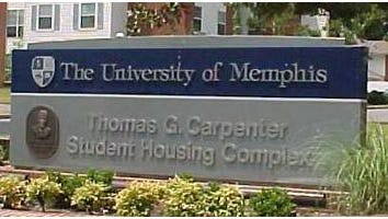 Police investigate report of assault at campus housing complex.