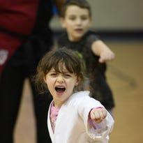 JFK Center offering free taekwondo