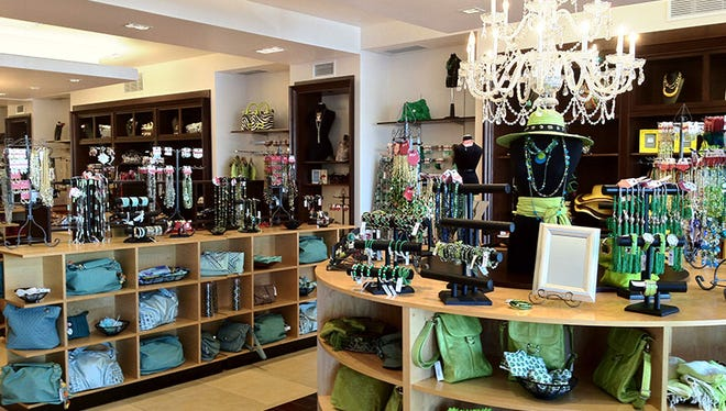 Charming Charlie plans to open 55 stores in the next year.