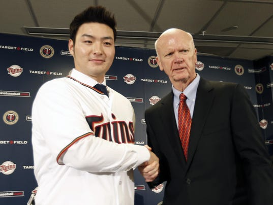 Byung Ho Park, Terry Ryan