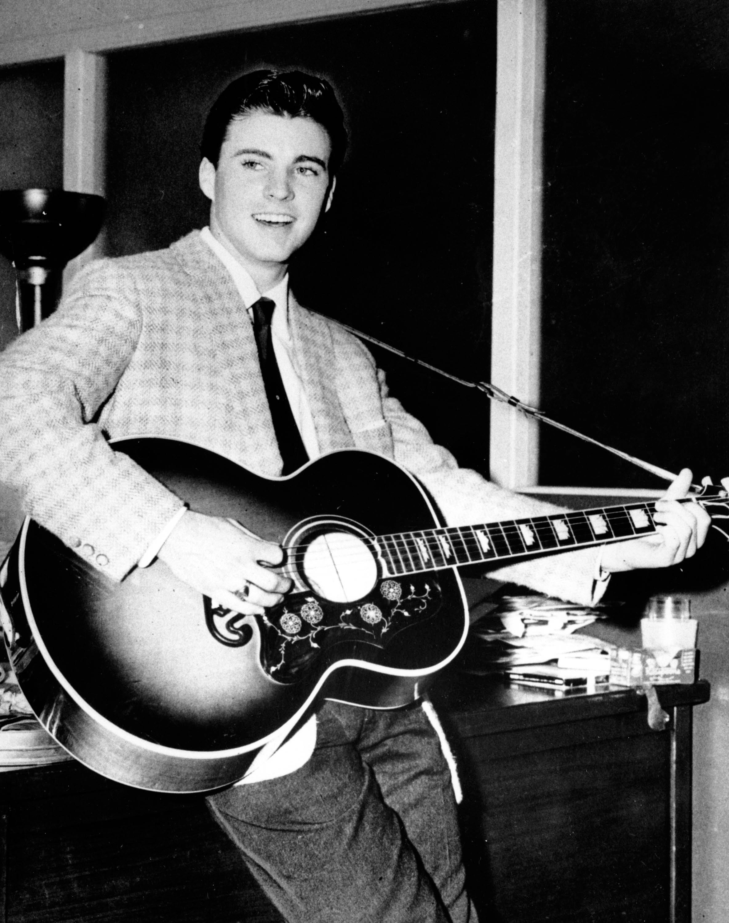 ricky nelson dream lover