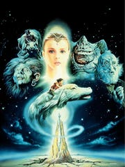 """""""'The NeverEnding Story"""" was released in 1984."""